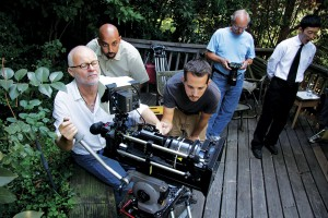 DSLR Filmmaking Article with Rodney Charters