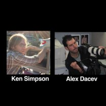 Video thumbnail for vimeo video Episode 007: Interview with Ken Simpson and Alex Dacev - DSLR Video Shooter
