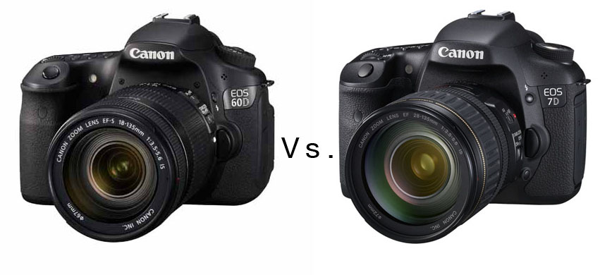 60D Vs 7D: A Closer Look