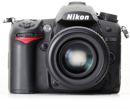 New Video DSLR From Nikon – D7000