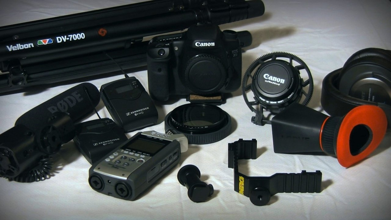 Episode 004: Custom HDSLR Rig for Shooting Interviews
