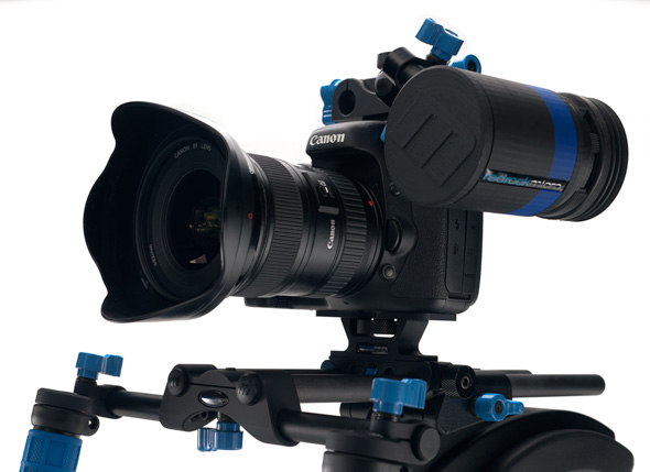 Redrock Micro Sticks It to the Man With New MicroEVF For HDSLRs