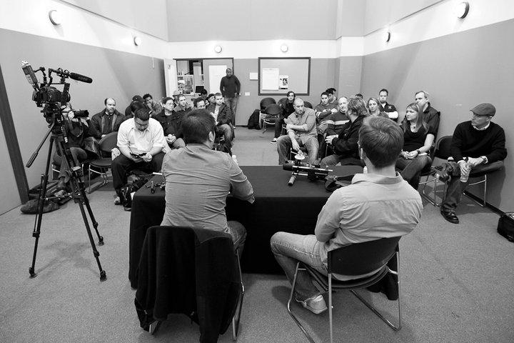 Third Chicago HDSLR Meetup: Gear Showcase