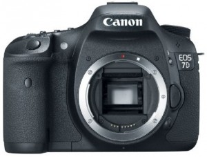 Canon Rebates: Get a New Canon 7D for $1,500!