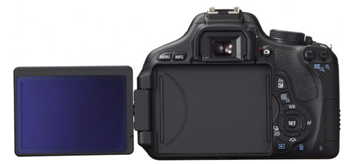 Another Canon HDSLR is Here: EOS T3i/600D