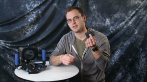 Video thumbnail for vimeo video Episode 20: How to Make a DSLR Anti-Twist Plate - DSLR Video Shooter