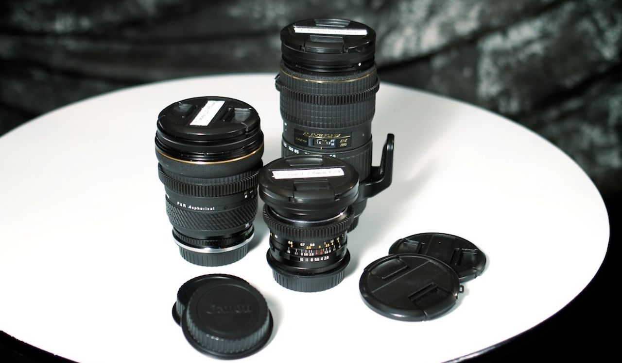 Episode 23: Preparing Photography Lenses for Video