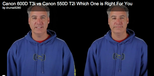 HDSLR Camera Comparisons With Dave Dugdale