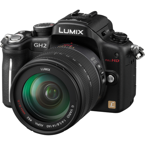 Get $300 off the Panasonic GH2 Kit