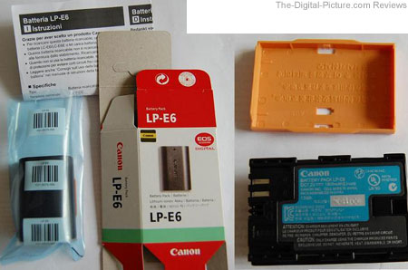 Beware of Counterfeit Camera Accessories