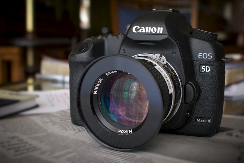 Why I Bought a Used Canon 5D Mark II