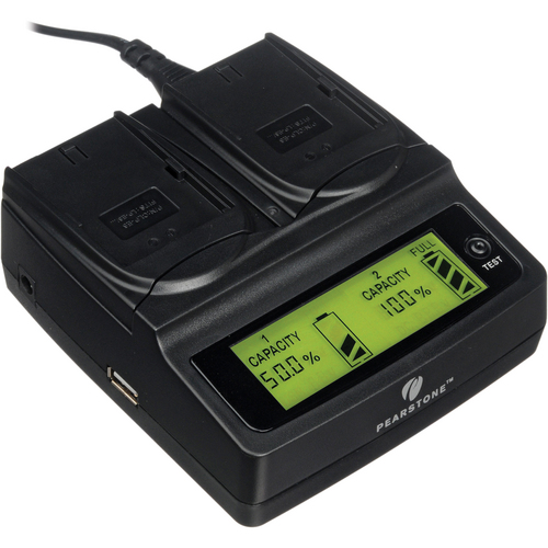 Episode 45: Pearstone LP-E6 Battery Charger Review