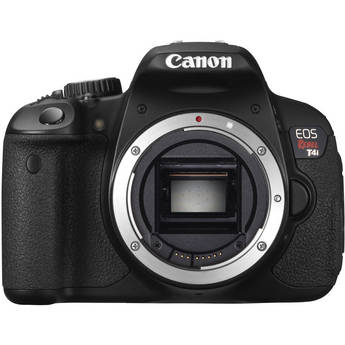 Canon T4i and 40mm Lens Available for Pre-Order