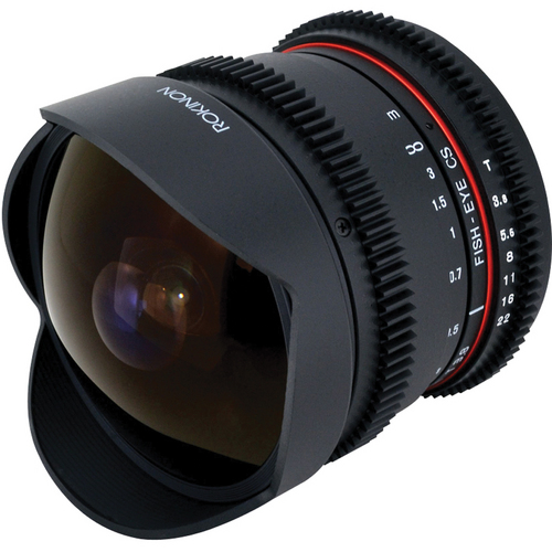 New 8mm Cine Lens From Rokinon