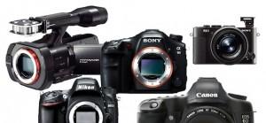 Full Frame Camera Options… Check… What's Next for Large Sensor Cameras?