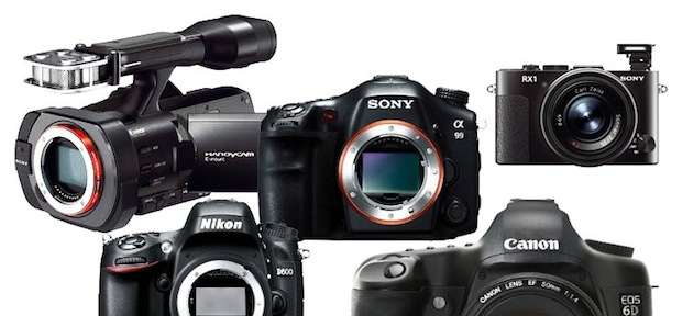 Full Frame Camera Options… Check… What's Next for Large Sensor Cameras?
