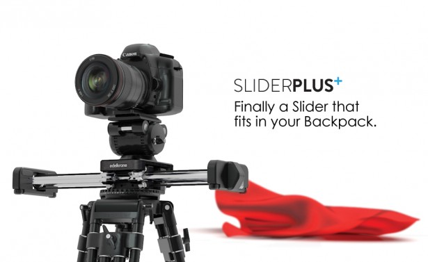 Brilliant New Slider Design from Edelkrone