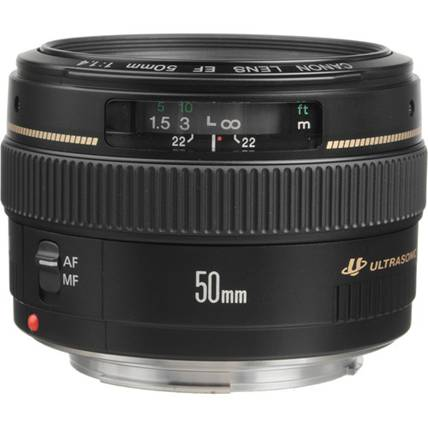 Canon 50mm F1.4 Sale: One Lens to Rule Them All