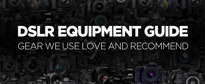 Dslr Filmmaking Equipment New Dslr Equipment Guide