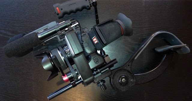 Wednesday Rigging: Canon 60D Video Setup