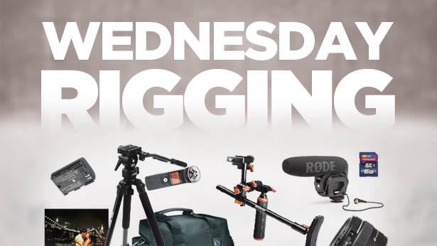 Wednesday Rigging: A New Weekly Article Series