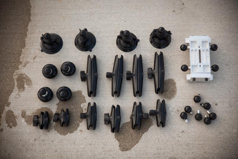 CineSpider Parts