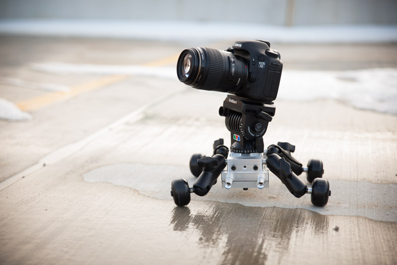 CineSpider Review: Car Mount, Dolly and More