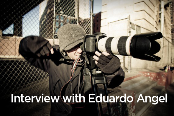 Interview With Eduardo Angel: GH3, NAB, Backup Workflow And More