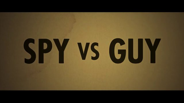 Monday Like: Spy vs Guy