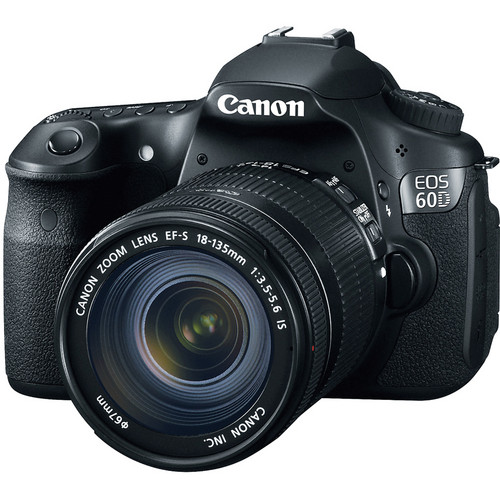 Canon 60D Price Drops Again With Kit From B&H