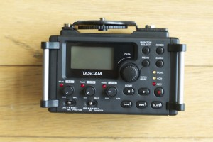 Tascam DR-60D Audio Recorder Review
