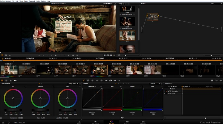 Color Correction/Grading Tutorials For Beginners