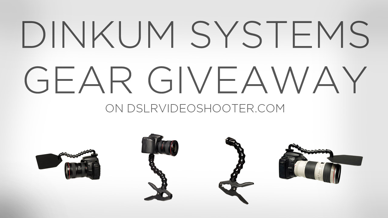 Ended – Dinkum Systems Gear Giveaway!