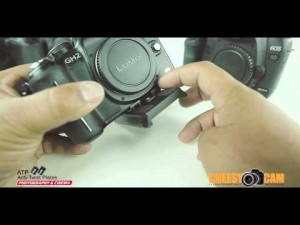 Video thumbnail for youtube video Clever Anti-Twist Plate For Manfrotto Quick Release Plates - DSLR Video Shooter