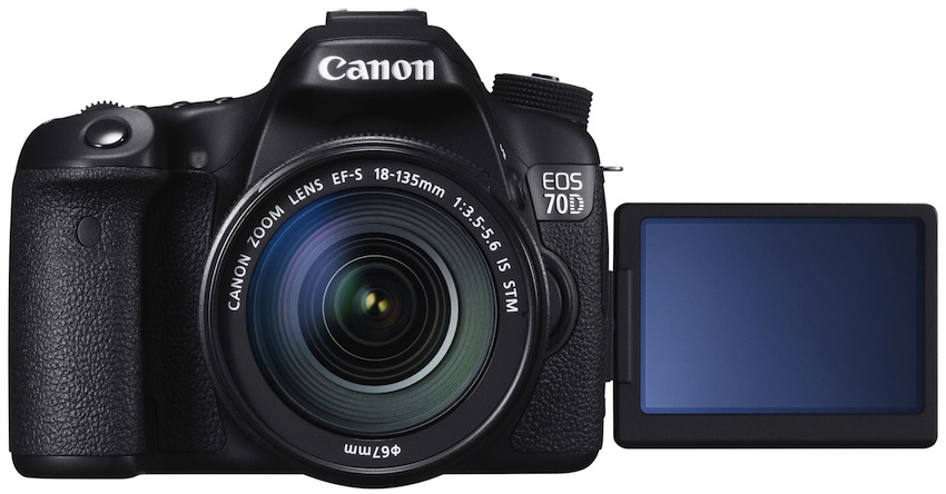 New Canon 70D Will Arrive End of August
