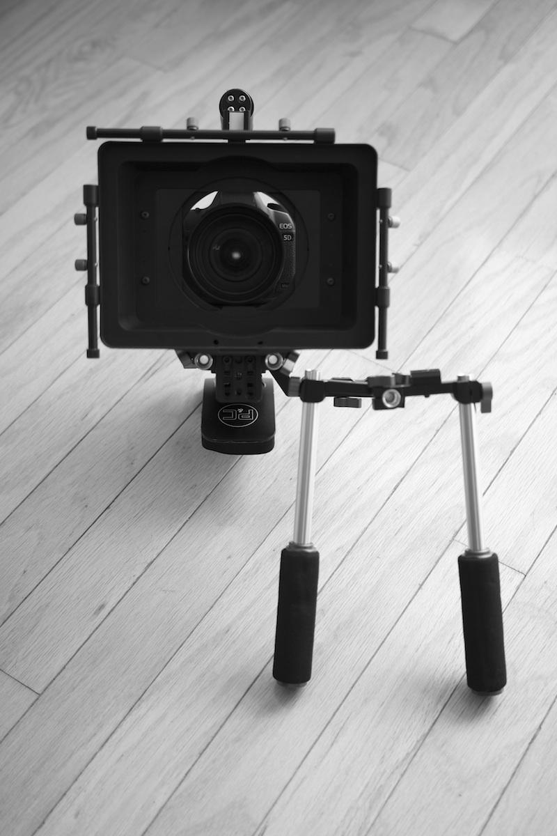 Prime Video DSLR Shoulder Rig Review