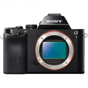 New Cameras From Sony: A7 And A7R
