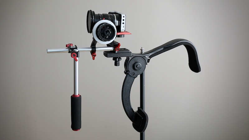 Best Budget DSLR Video Shoulder Rig