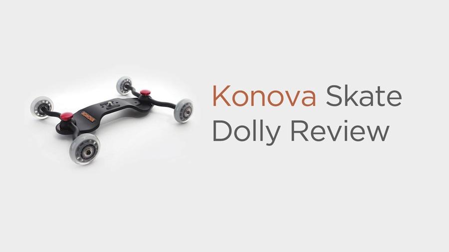 Konova Skate Dolly Review