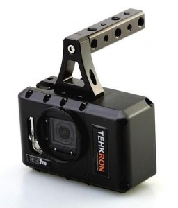 Tehkron CagePro with Top Handle Gopro Powered Cage