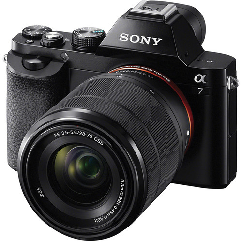 Sony A7 and A7R Now in Stock
