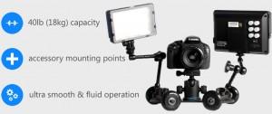 Revolve Camera Dolly Basic Kit Review