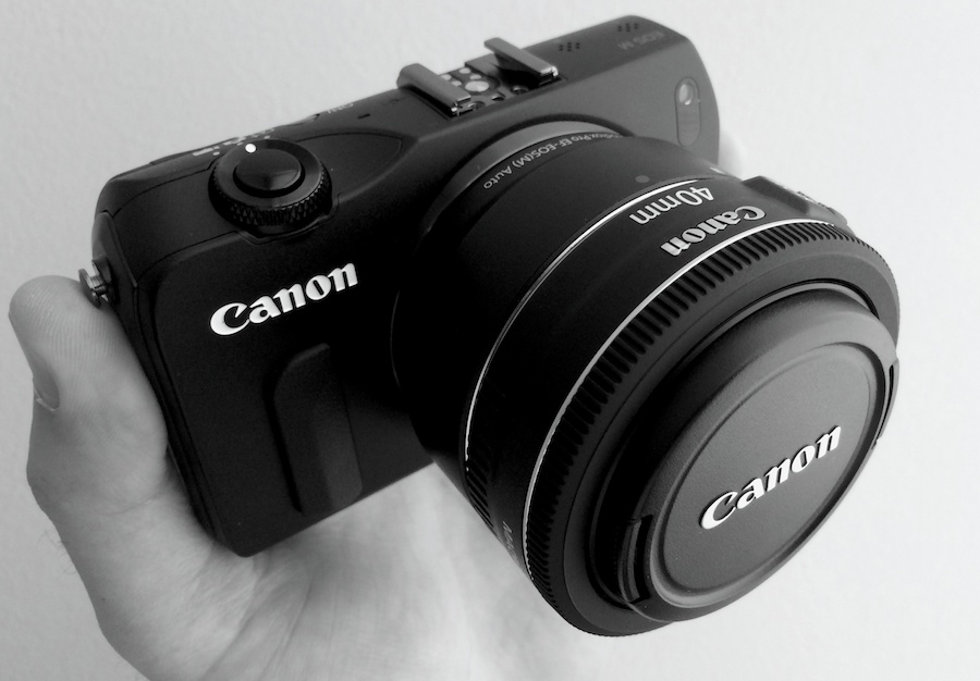 Canon 40mm: Killer Cheap Canon Lens
