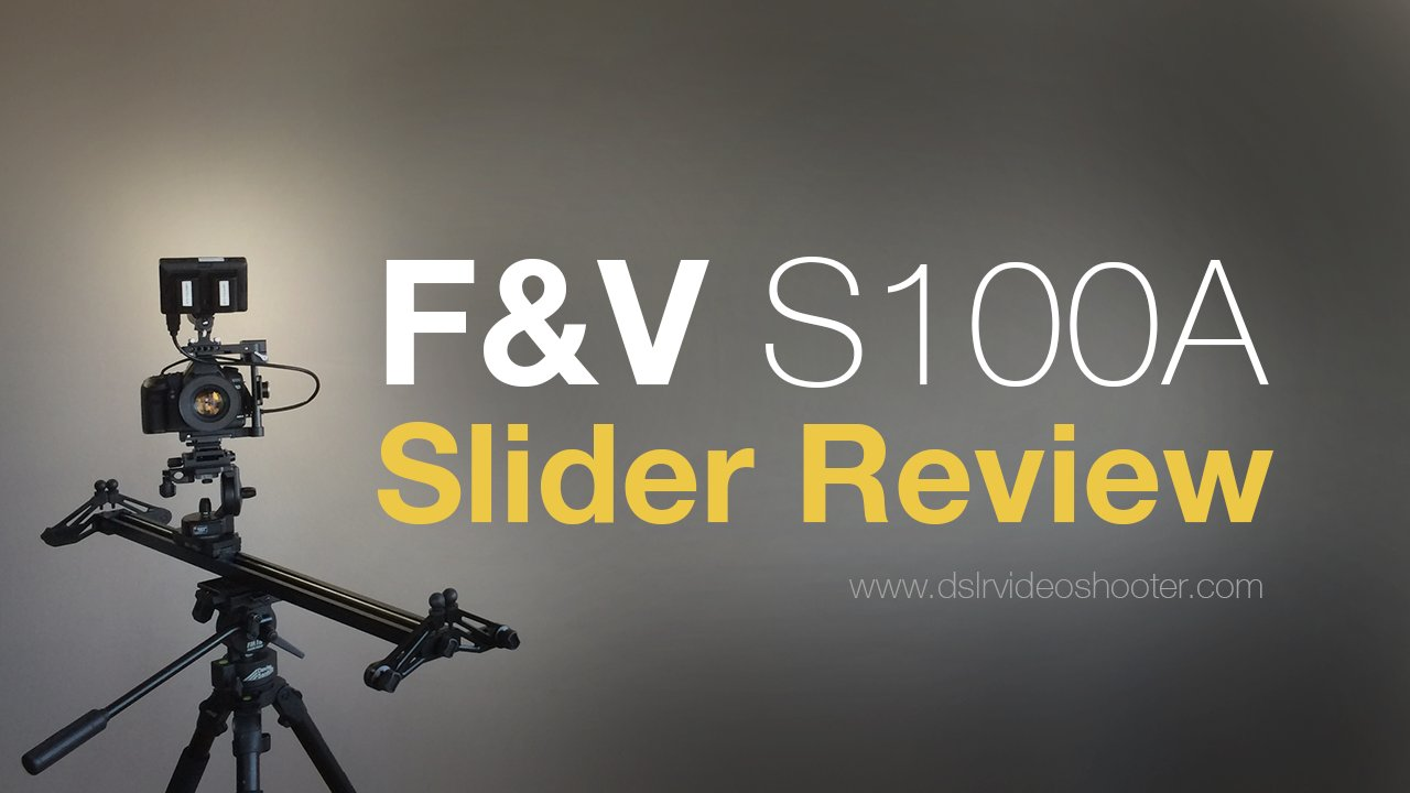 F&V Slider Video Review