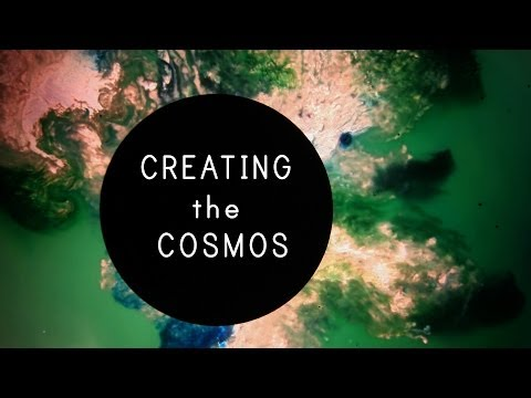 Monday Like: Creating the Cosmos