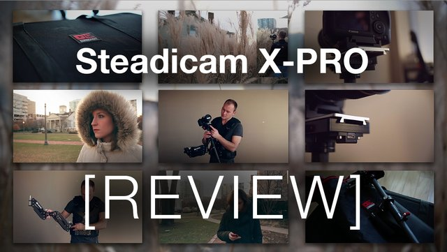 Steadicam X-PRO From DE Cinema Kit