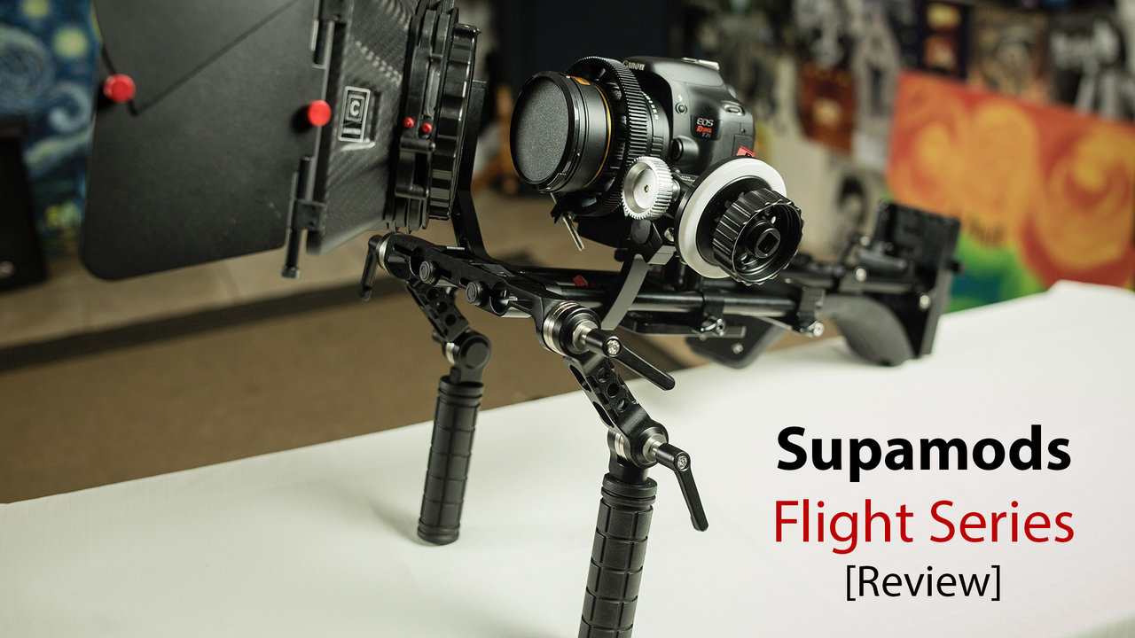 Gear Review: Supamods DSLR Rig Review