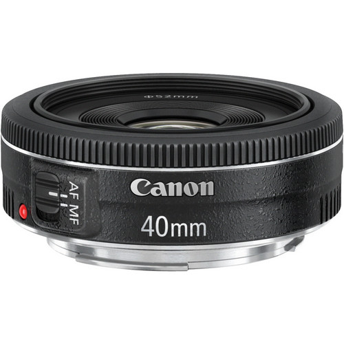 Canon 40mm F2.8 STM Lens Only $150