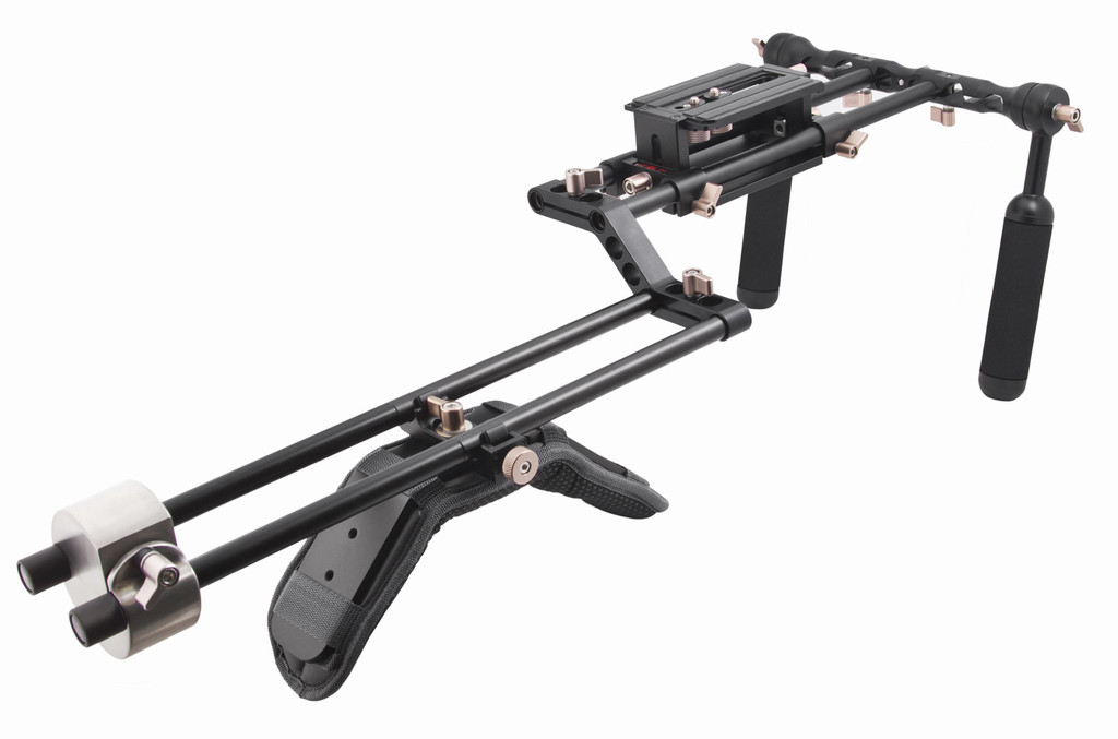 Genustech Shoulder Rig Kit Review