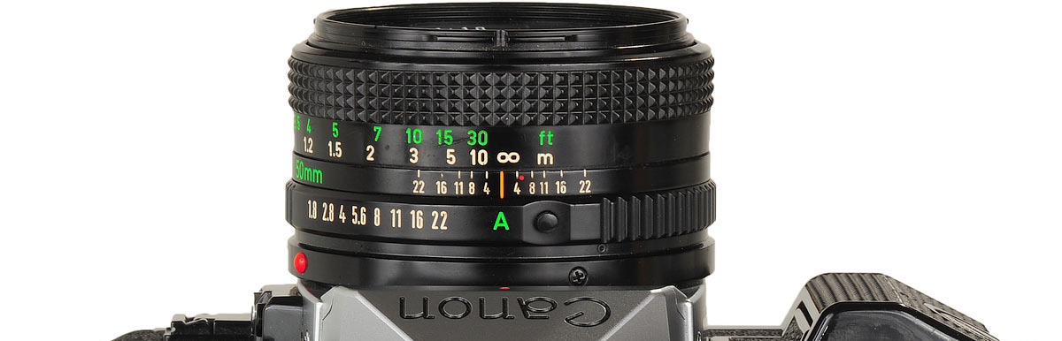 Vintage Manual Lenses for Video